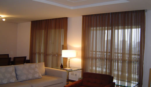 Cortinas e Persianas hunter Douglas